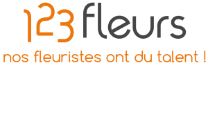 Logo 123fleurs