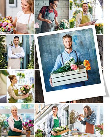 Les artisans fleuristes 123fleurs